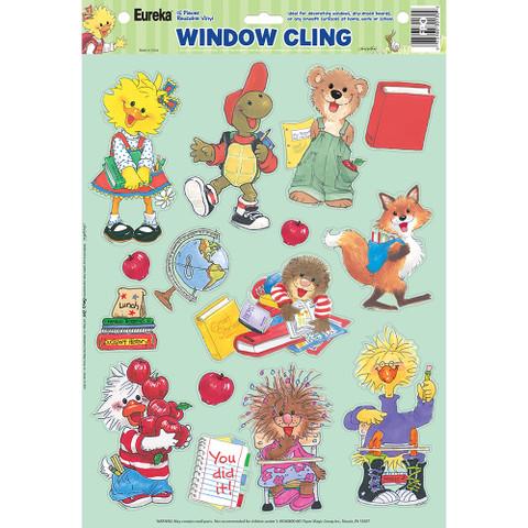 Suzy's Zoo® Window Clings