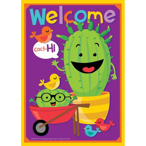 A Sharp Bunch Welcome Teacher Cards