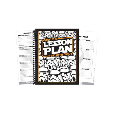 Star Wars™ Super Troopers Lesson Plan Book