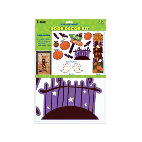Halloween All-In-One Door Decor Kit