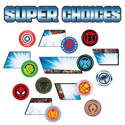 Marvel™ Mini Bulletin Board Set