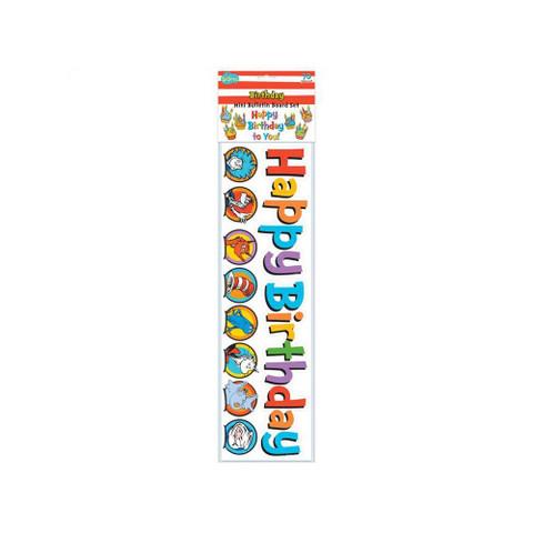 Dr. Seuss™ Birthday Mini Bulletin Board Set