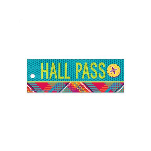 Plaid Attitude Hall Passes