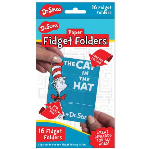 Cat in the Hat™ Fidget Folder