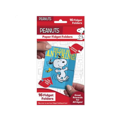 Peanuts® Classic Fidget Folder