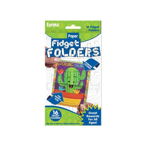 A Sharp Bunch Fidget Folder