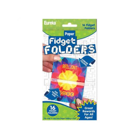 Kaleidoscope Fidget Folder