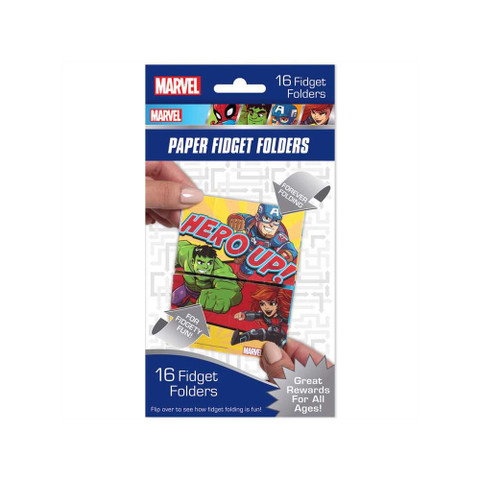 Marvel™ Super Hero Adventure Fidget Folder