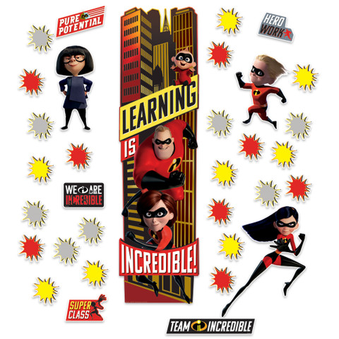 Incredibles® All-In-One Door Decor Kit