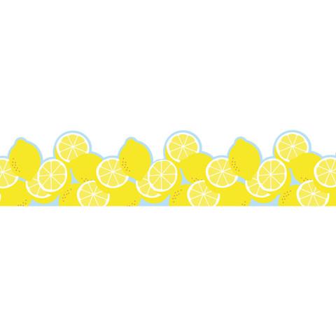 Always Try Your Zest Lemon Deco Trim® Extra Wide Die Cut