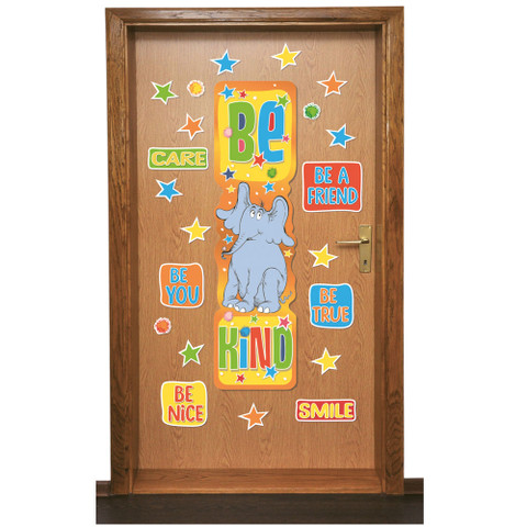 Horton Hears a Who™ Kindness All-In-One Door Decor Kit