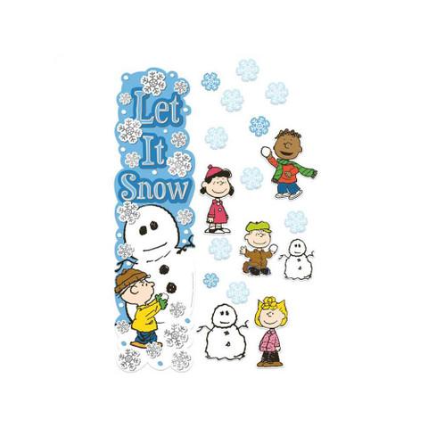 Peanuts® Winter All-In-One Door Decor Kit