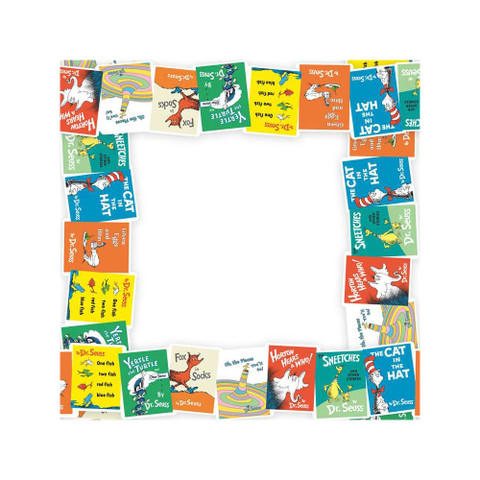 Dr. Seuss™ Favorite Books Die-Cut Deco Trim® Extra Wide