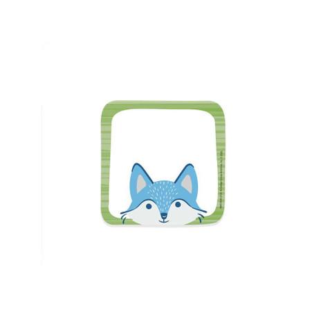 A Close-Knit Class Peeking Characters Paper Cut-Outs