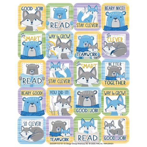 A Close-Knit Class Stickers