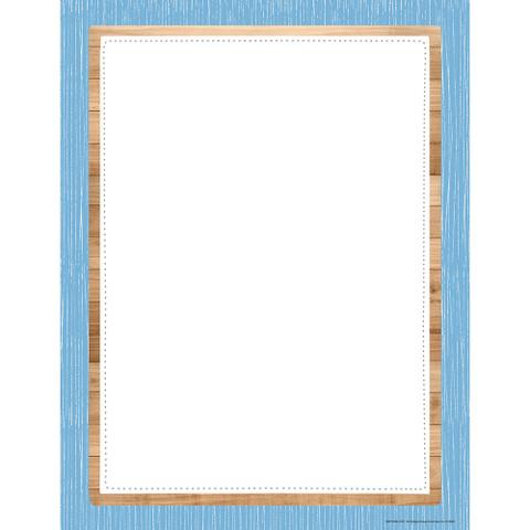 A Close-Knit Class Blank Chart