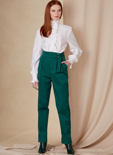 Vogue Patterns V1829   Misses' and Misses' Petite Pants