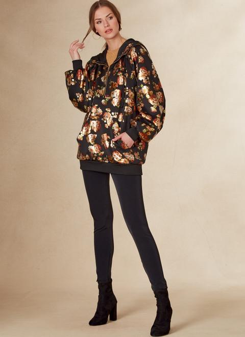 Vogue Patterns V1826   Misses' Sweatshirts