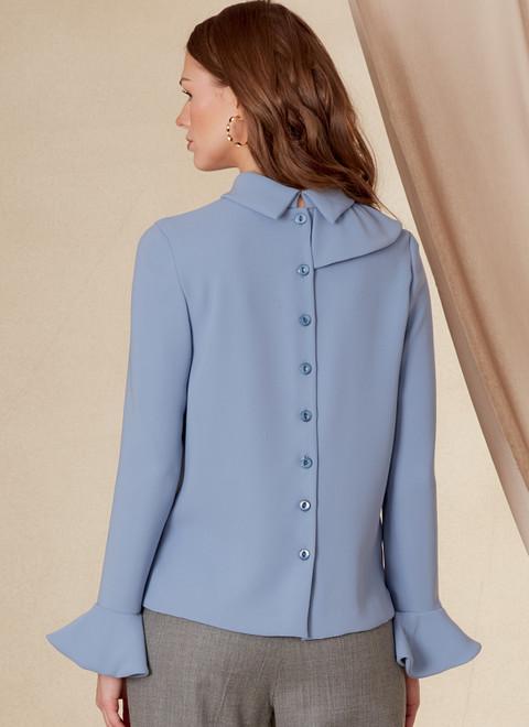 Vogue Patterns V1824 | Misses' and Misses' Petite Top