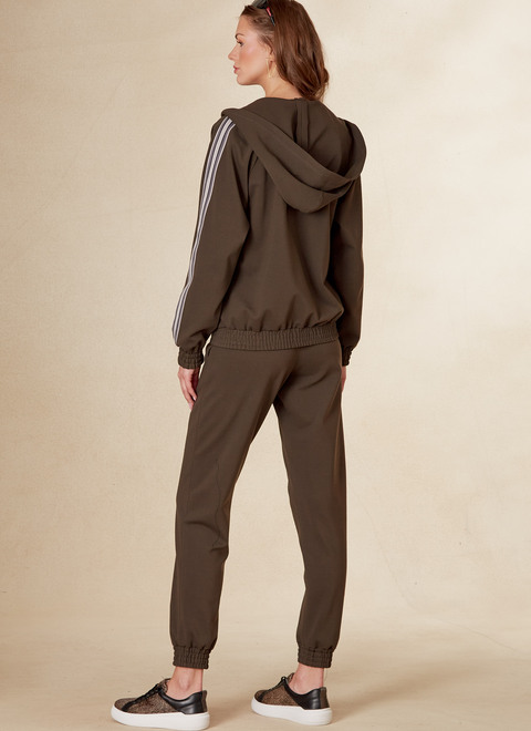 Vogue Patterns V1832 | Misses' and Misses' Petite Jacket and Pants