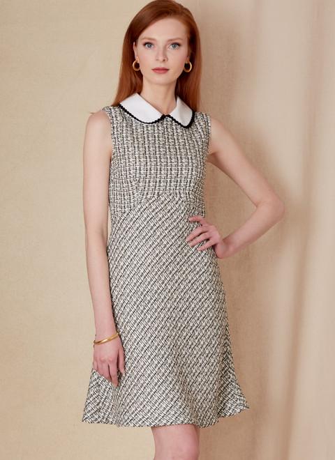 Vogue Patterns V1822 | Misses' Dress