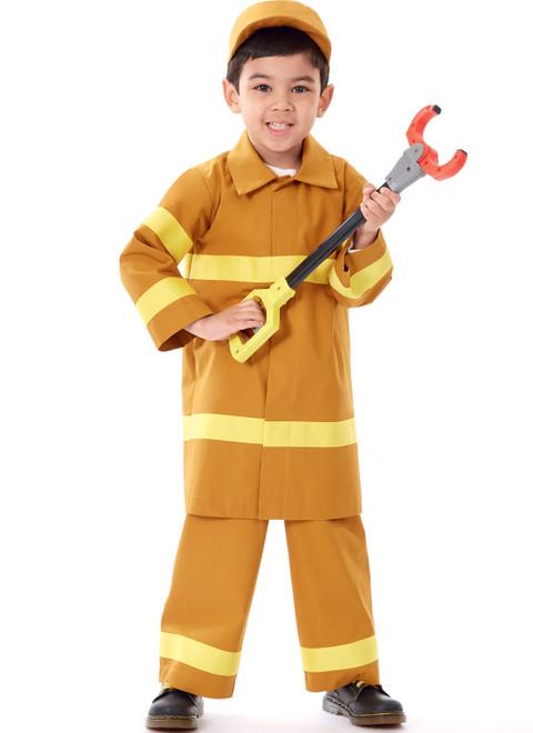 McCall's M8226   Children's First Responder Costume