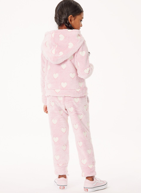 McCall's M8250   Children's Tops and Pants