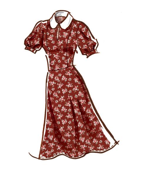 McCall's M8239   Misses' Dresses