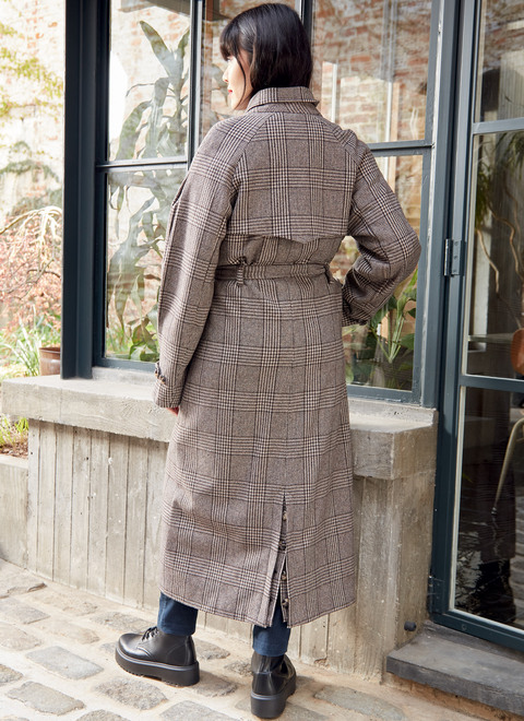 McCall's M8246 | Misses' Jacket, Coat and Belt