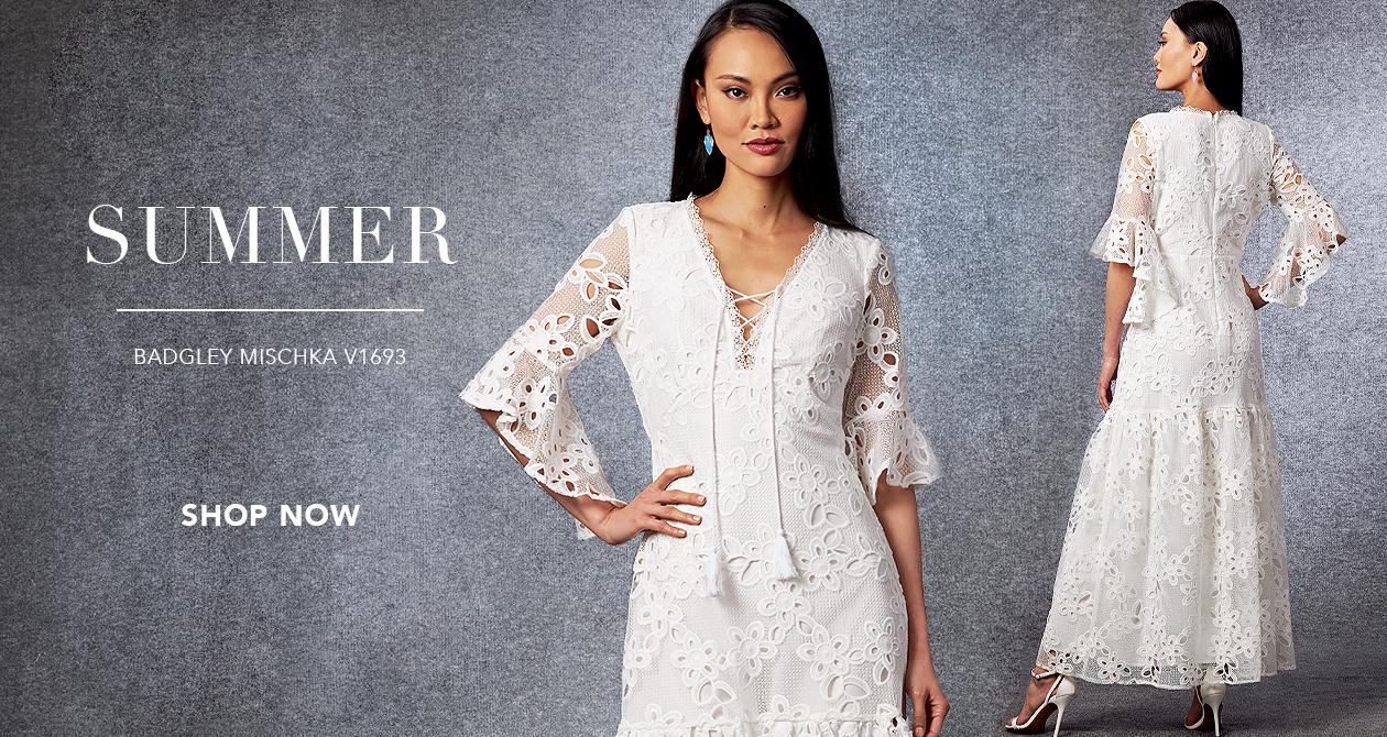 Vogue Patterns Summer Collection