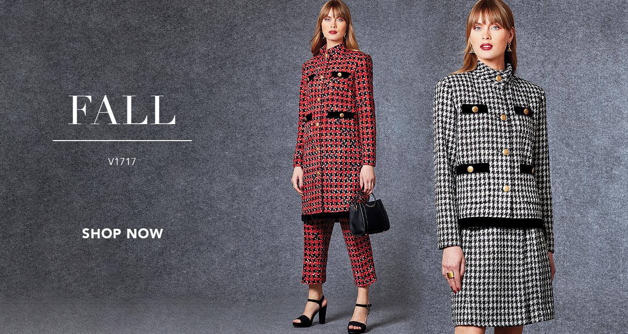 Vogue Patterns Fall