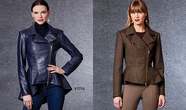 Vogue Patterns Fall Jackets