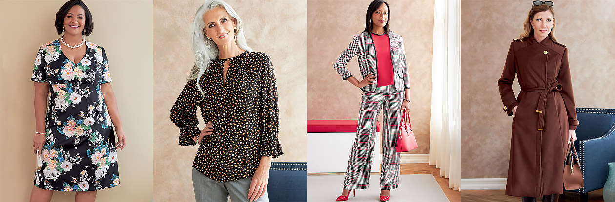 Butterick Fall 2020 Collection Lookbook