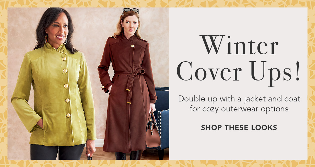 2008 Butterick Winter Cover Ups
