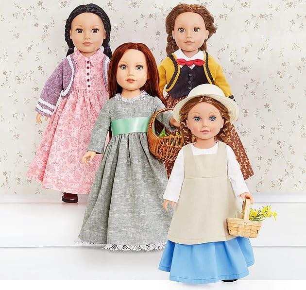 2008K-2010K Dolls