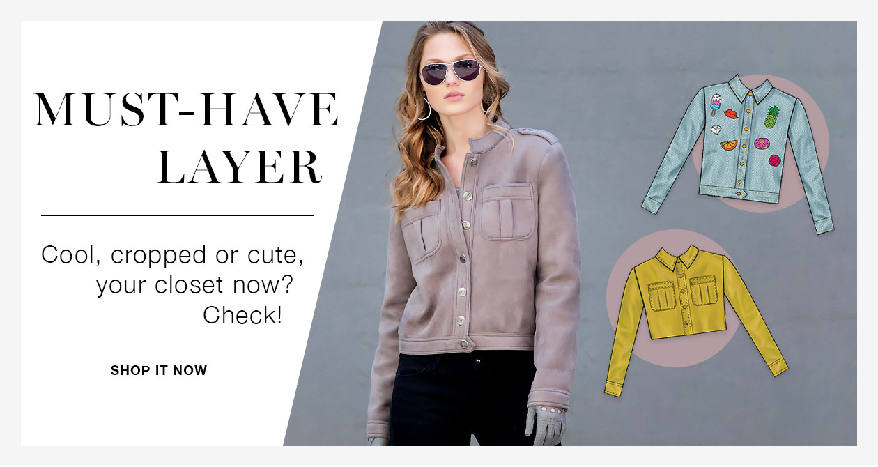 McCall's Must-Have Layer