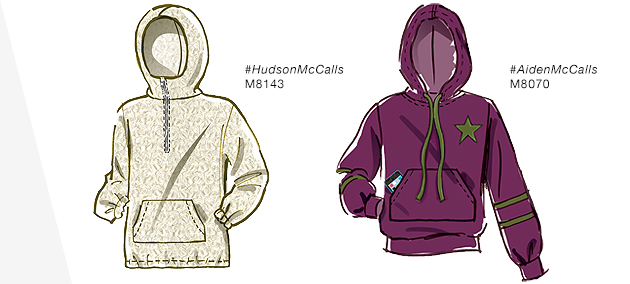 McCall's Fall Collection Tops