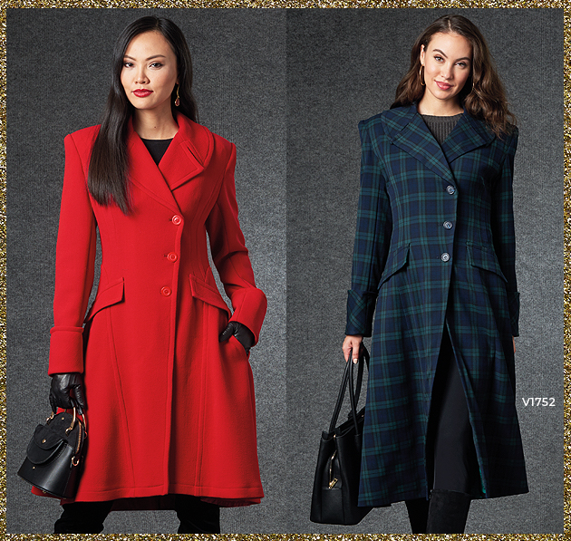 Vogue Patterns Coats