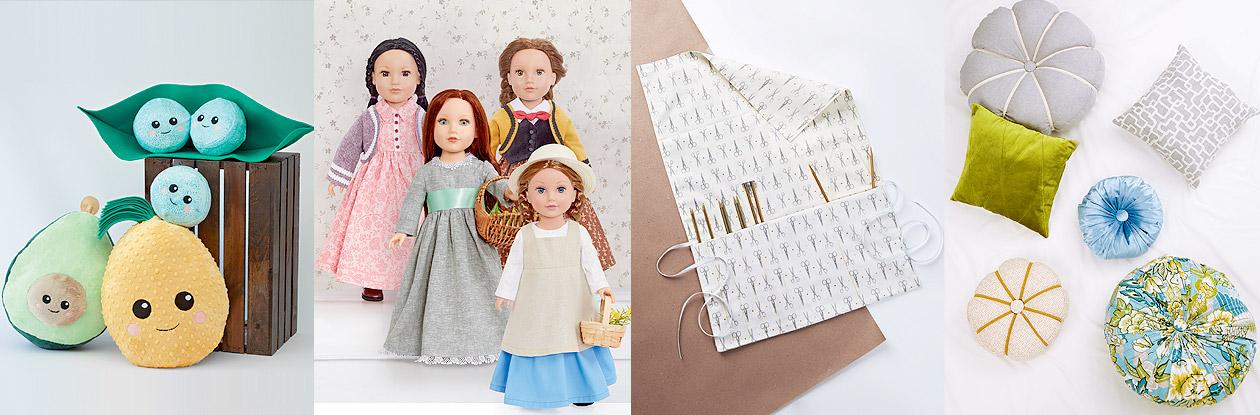 Kwik Sew Winter/Holiday 2020 Collection Lookbook