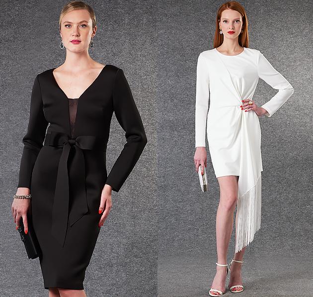 Vogue Patterns Designer Dresses