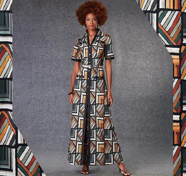 Vogue Patterns Featured Design V1781