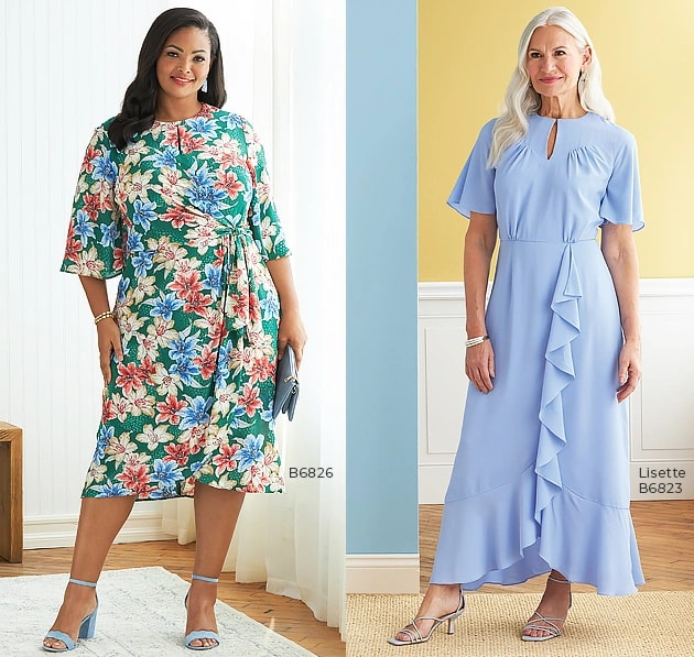 2104 Butterick Dresses