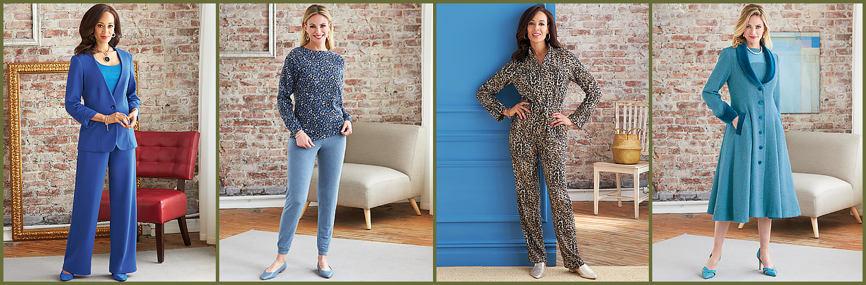 Butterick Fall 2021 Collection Lookbook