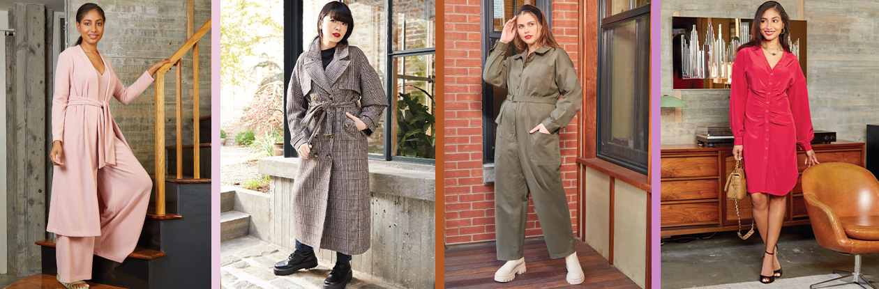 McCall's Fall 2021 Collection Lookbook