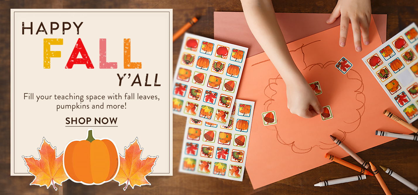 Shop Eureka Fall and Holiday Products Now
