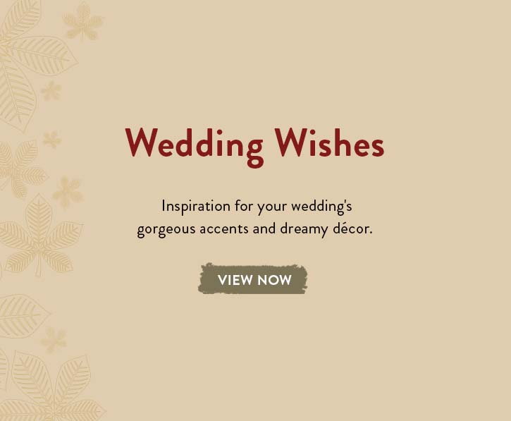 Wedding inspiration from Offray View Now