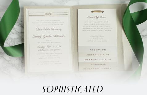 Sophisticated Invite Inspiration
