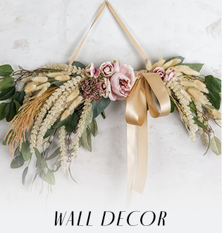 Wall Wedding Décor