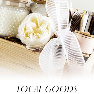 Local Goods Wedding Favors