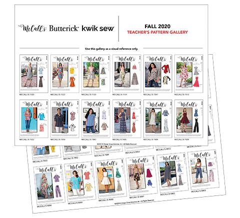 Teacher's Pattern Gallery PDF